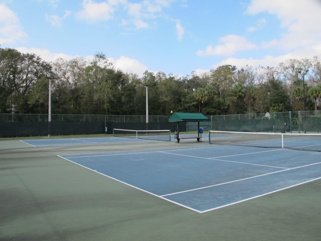 Tampa Bay Tennis Court Lighting