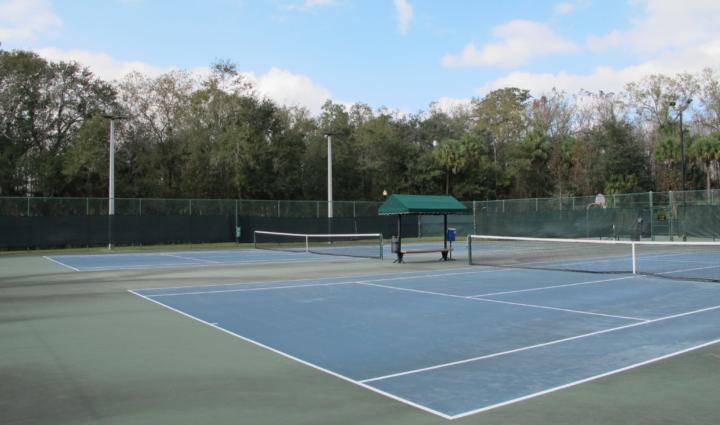 Tampa Bay Tennis Court Lighting