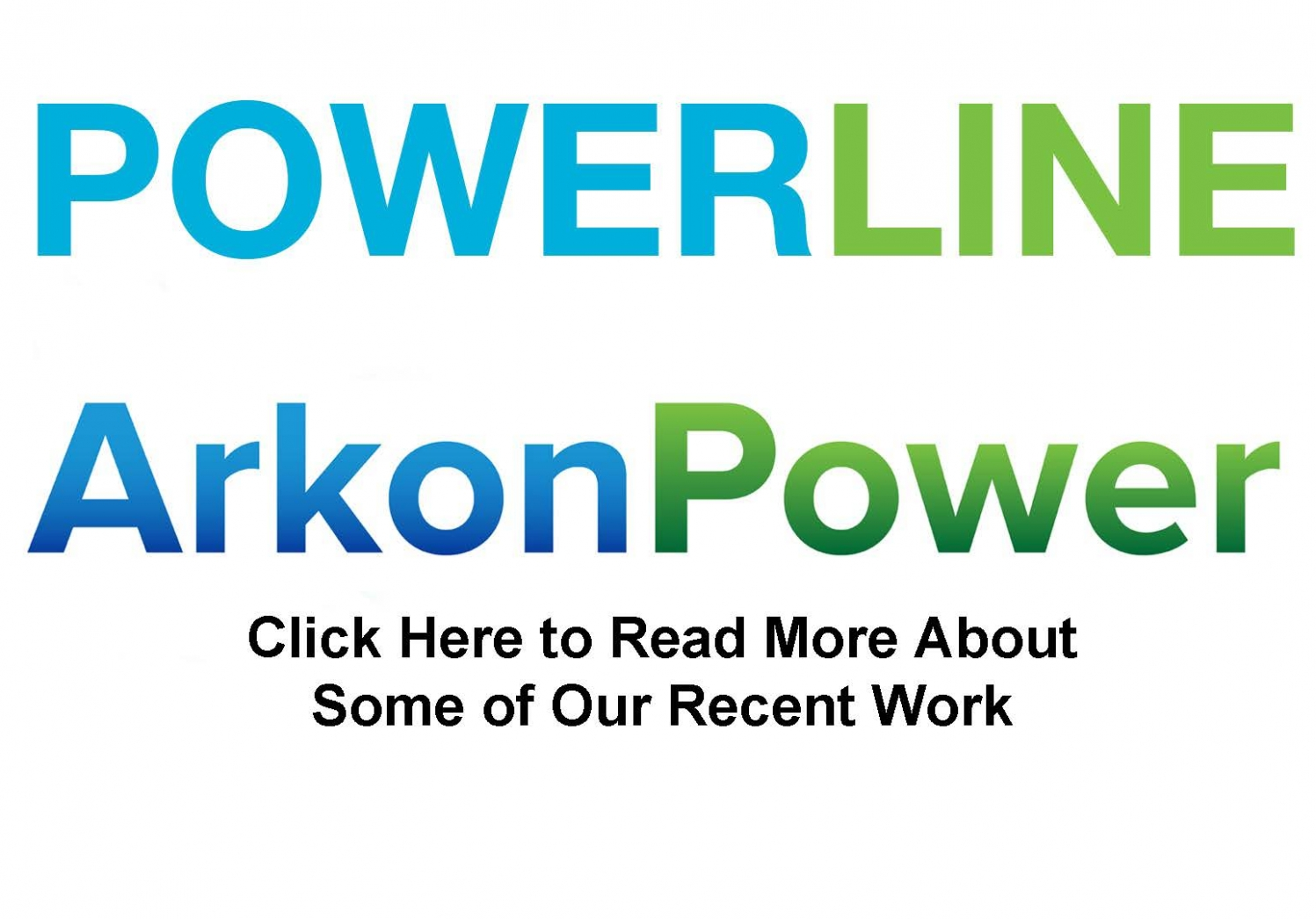 Powerline Newsletter